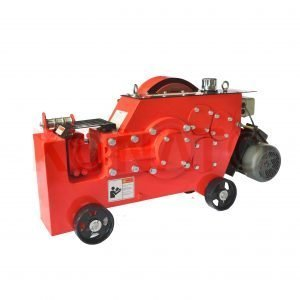 Rebar cutter with red color