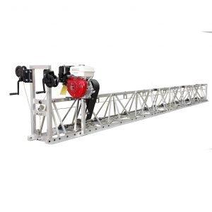 Aluminum-Material-Vibratoty-truss-screed with honda engine