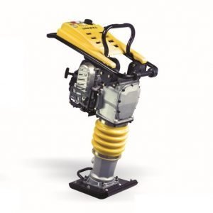 Konto Vibratory rammer with Yellow Cover