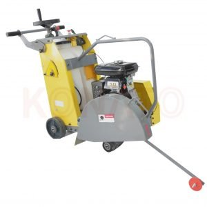 Concrete-cutting-machine