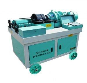 SK40-rebar-threading-machine