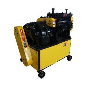 Scrap Rebar straightening machine with 4kw motor