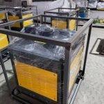 Steel bar ring making machine Konato factory price package
