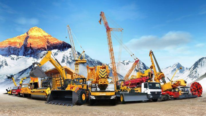 XCMG construction equipment